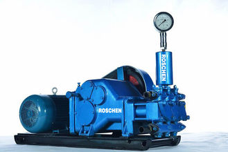 5.5 Kw 3 Mpa Horizontal Three Cylinder Drilling Mud Pump for Mineral Coring