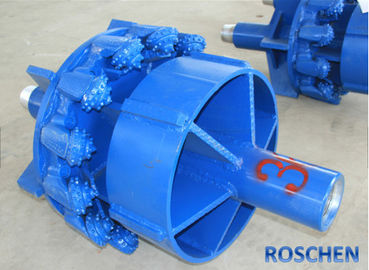 Horizontal Directioal Diamond Core Drill Bits 500mm Custom - Made HDD Lubang Pembuka